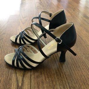 Capezio Rosa Ballroom Dance Shoes